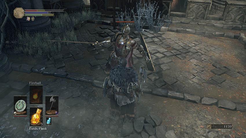 Как парировать в Dark Souls 3, парирование