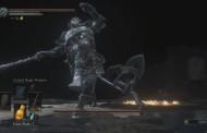Как сделать пинок в Dark Souls 3?
