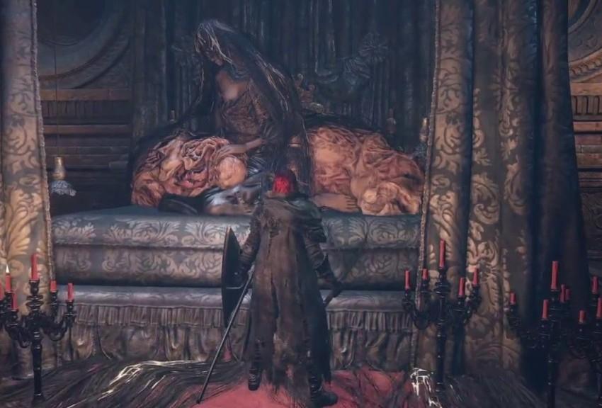 Как вступить в ковенант в Dark Souls 3