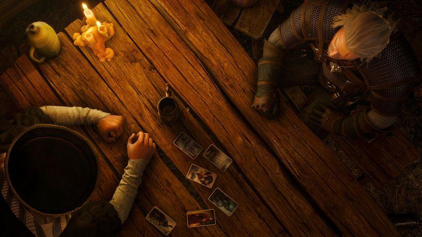 Карты гвинт Кровь и Вино Ведьмак 3